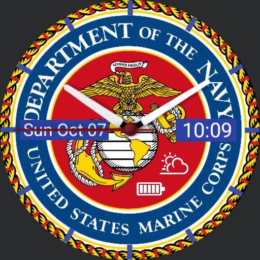 Marine Corps For Watch Urbane