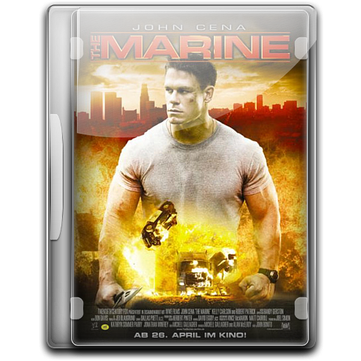 The Marine Icon English Movies Iconset Danzakuduro