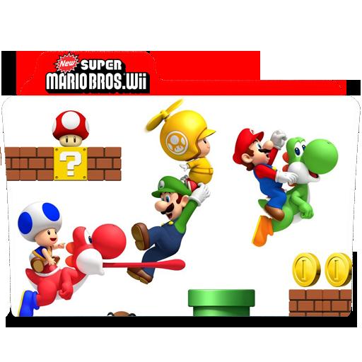 Mac Folder Icons Mario Images