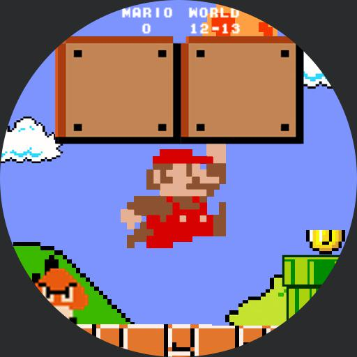 Mario Bros For Huawei Watch