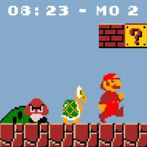 Super Mario Bros For Smartwatch