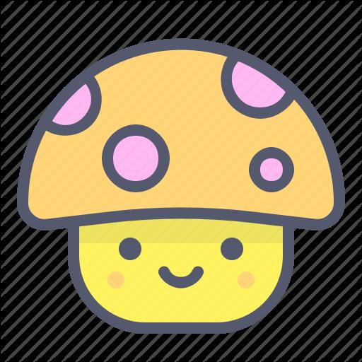 Food, Game, Mario, Mushroom Icon