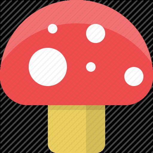 Food, Mario, Mushroom, Nature, Plant, Poison Icon