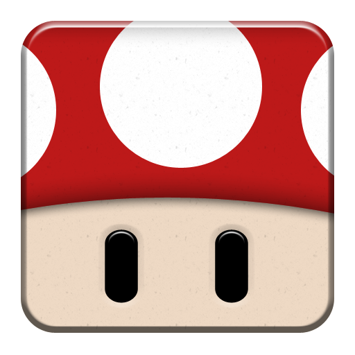 Mushroom Block Icon