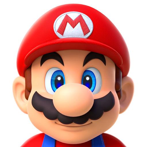 Super Mario Run Stickers