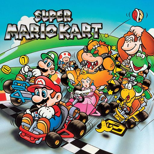 About Mario Kart Amino