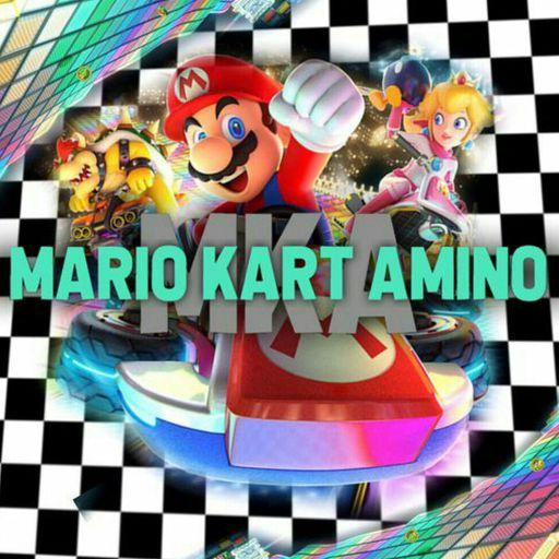 Yoshikart Wii Mario Kart Amino