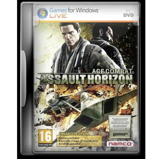 Ace Combat Assault Horizon Enhanced Edition Icon