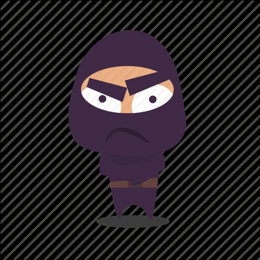 Ninja, Suspicious Icon