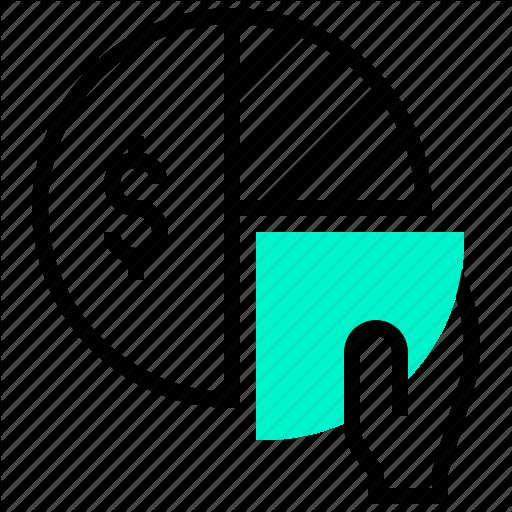 Analysis, Graph, Market, Pie, Share Icon