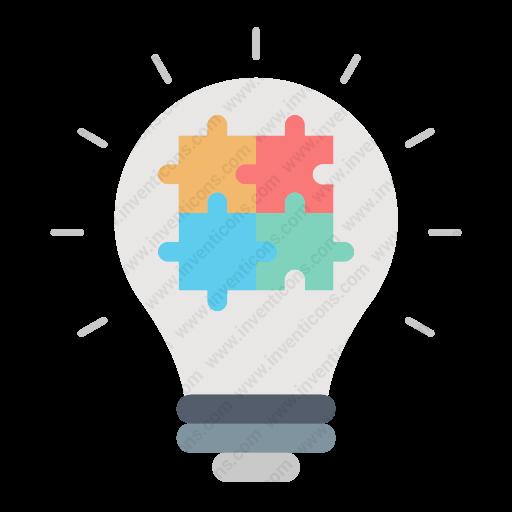 Download Marketing,idea Icon Inventicons