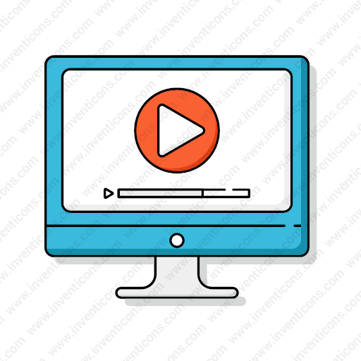 Download Video,marketing Icon Inventicons