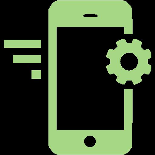 Guacamole Green Mobile Marketing Icon