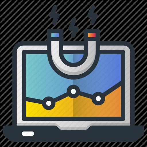 Inbound, Magnet, Marketing, Marketing Icon, Seo Icon