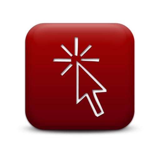 Internet Icon Red