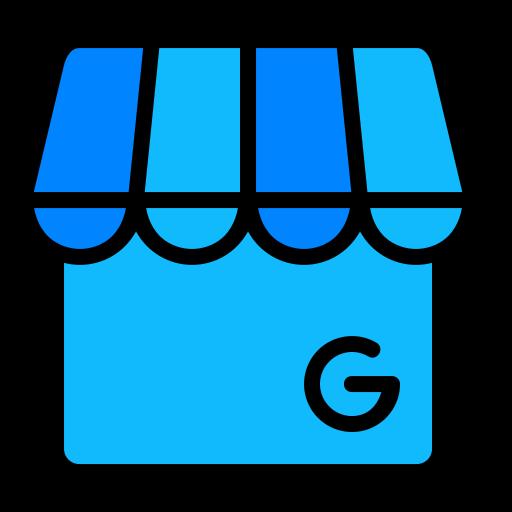 Google, My, Business, Shop, Store, Suit, Service, Marketplace Icon