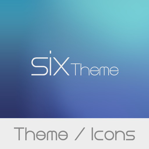 Six Theme With Package Of Icon For Xperia Appstore