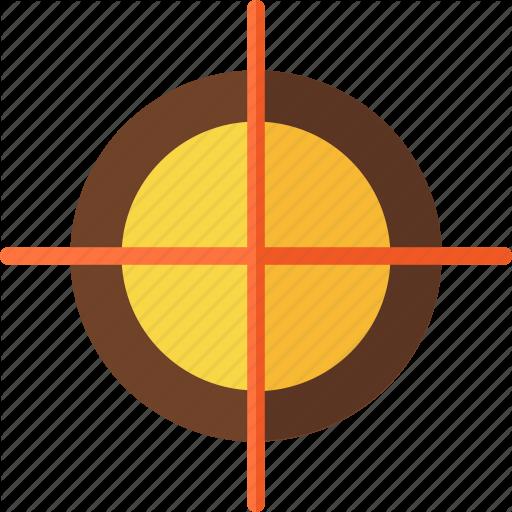 Accuracy, Adventure, Focus, Target Icon