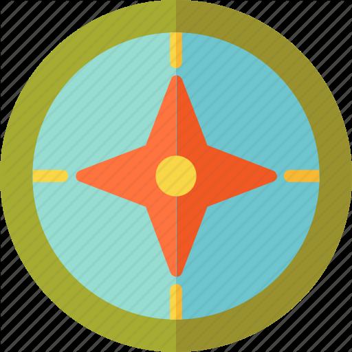 Adventure, Compas, Direction, Journey, North Icon