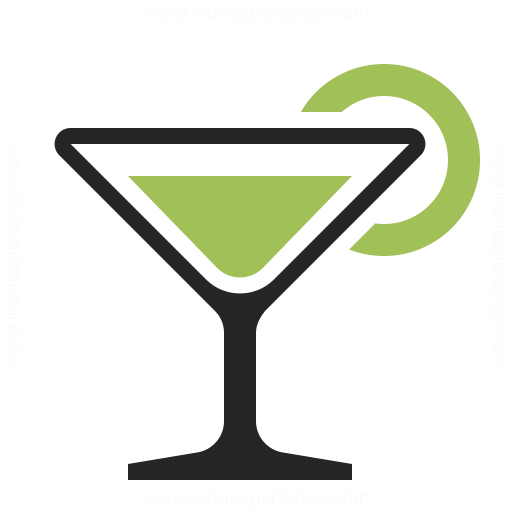 Cocktail Icon Iconexperience