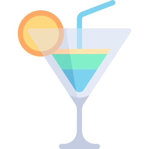 Alcoholic, Martini, Alcohol, Food, Drink, Party Icon