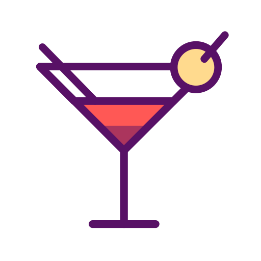 Coktail, Drink, Martini Icon Free Of Summer Holidays