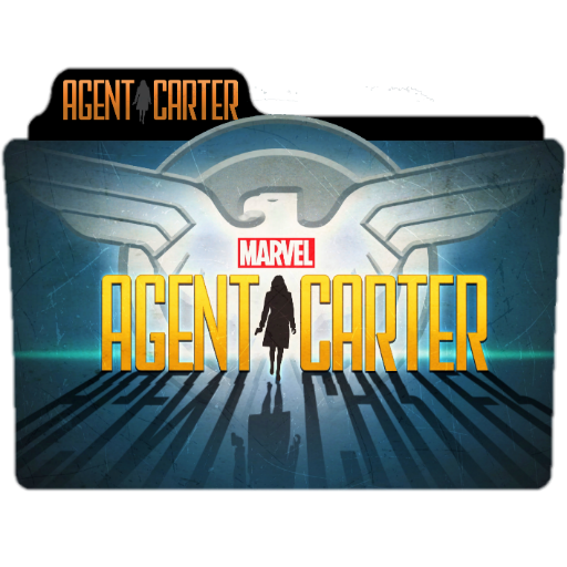 Marvel Agent Carter Fm Icon