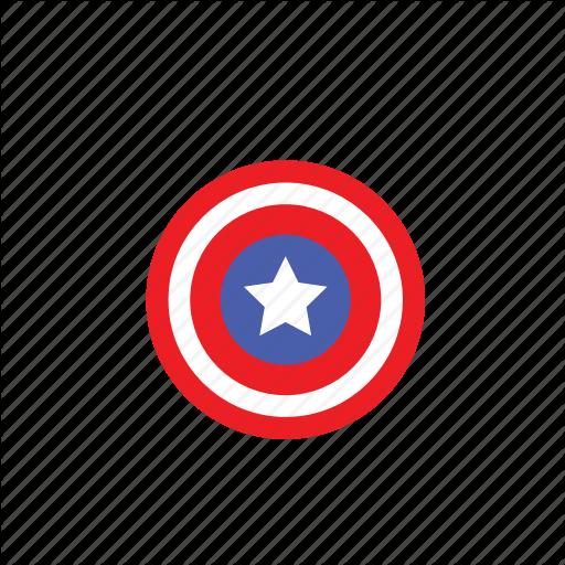America, Captain America, Marvel, Superhero Icon