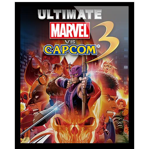 Icon Ultimate Marvel Vs Capcom