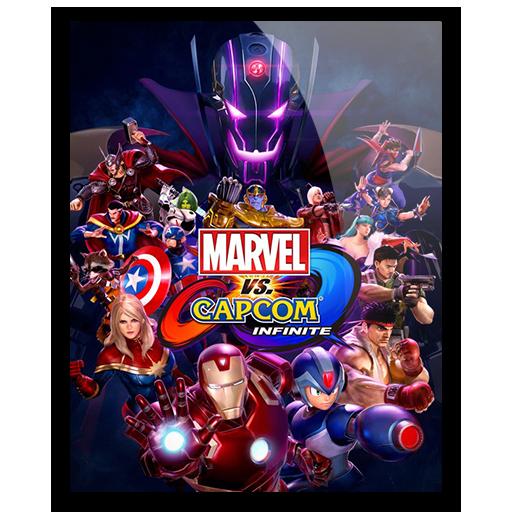 Icon Marvel Vs Capcom Infinite
