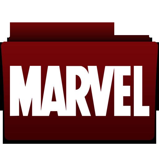 Marvel Icon Comic Publisher Folder Iconset Dominicanjoker