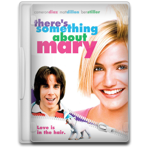 Theres Something About Mary Icon Movie Mega Pack Iconset