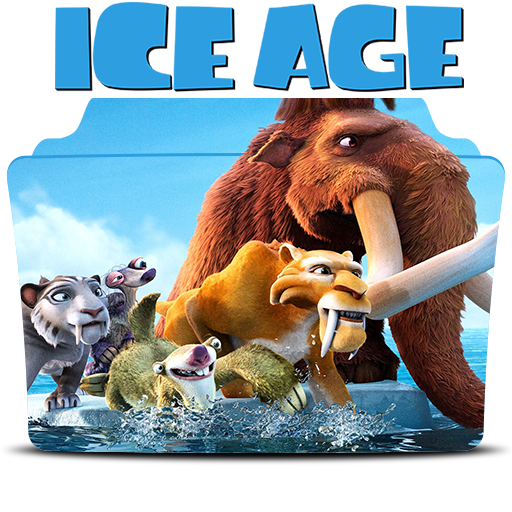 Ice Age Movie Collection Icon Folder