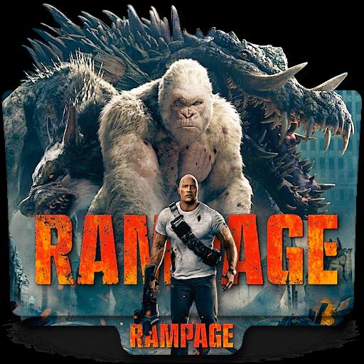 Movie's Rampage Movie, Folder Icon