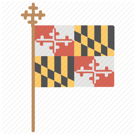 Checkered Flag, Flag Of Maryland, Flag With Cross, Maryland Day