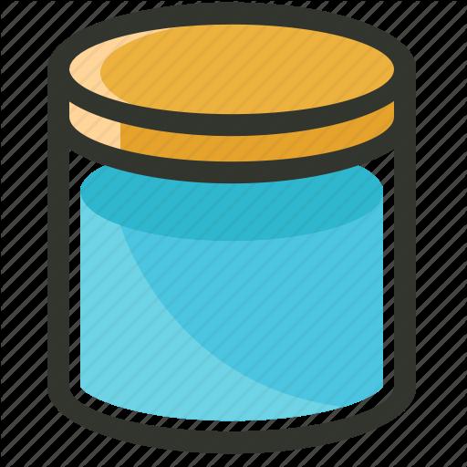 Bottle, Container, Empty Jar, Jar, Mason Jar Icon