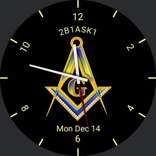 Masonic For Watch Urbane
