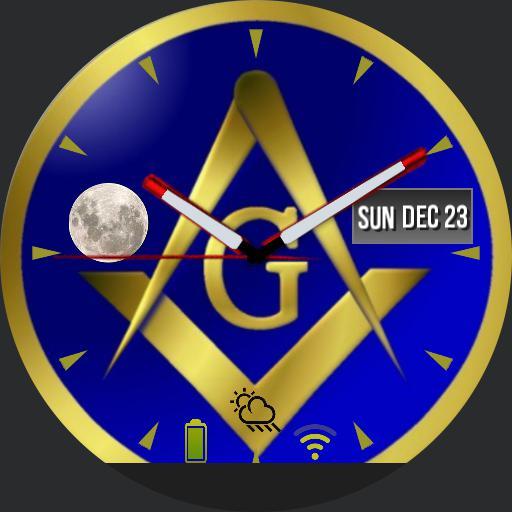 Masonic Order Celestial For Huawei Watch