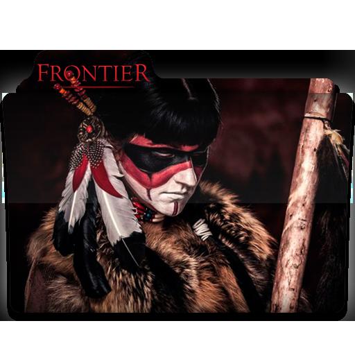 Frontier Tv Series Folder Icon