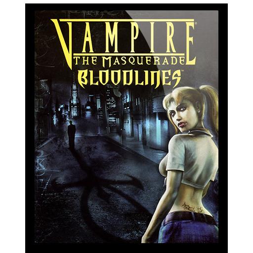 Icon Vampire The Masquerade Bloodlines