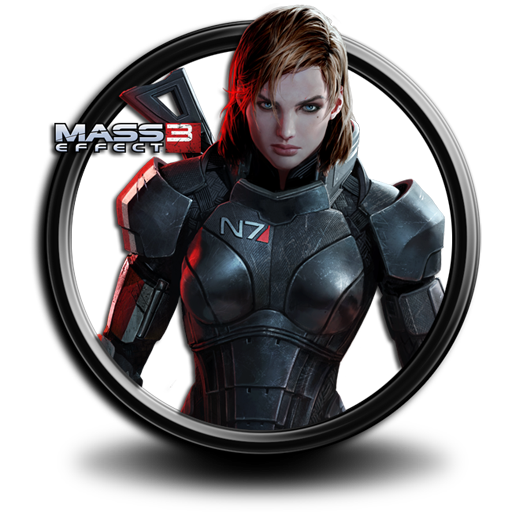 Mass Effect Png Icon