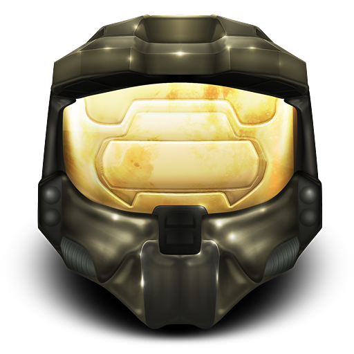 Master Chief Helmet Icon