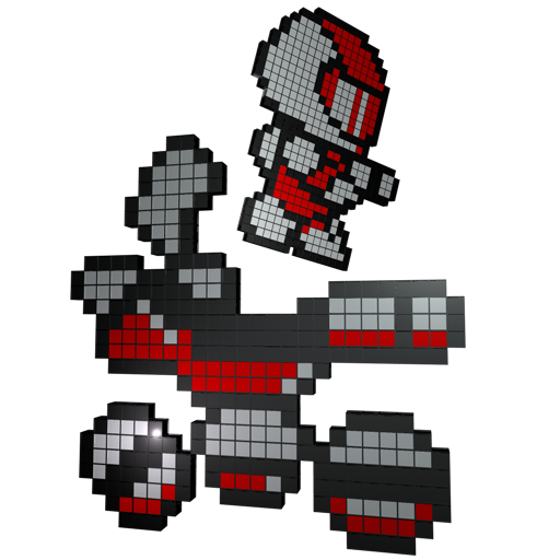 Blaster Master Icon Video Game Iconset