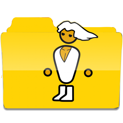 Pc Master Race Folder Icon