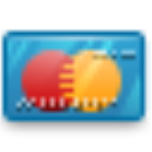 Credit Card, Payment, Mastercard Icon