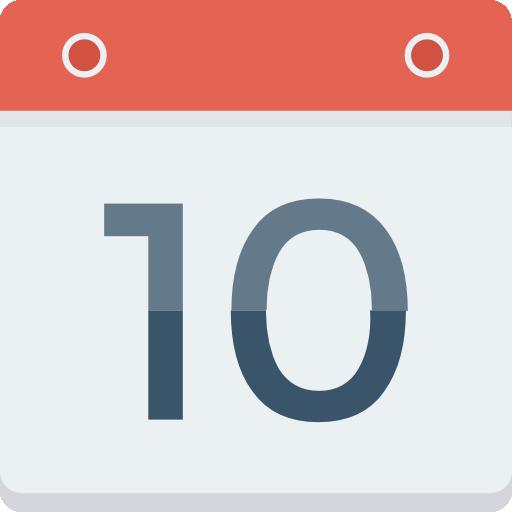 Calendar Icon Web Design Development And Ui Dinosoftlabs
