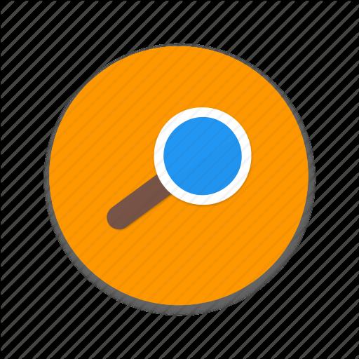 Interface, Magnify, Material Design, Search, Seo Icon