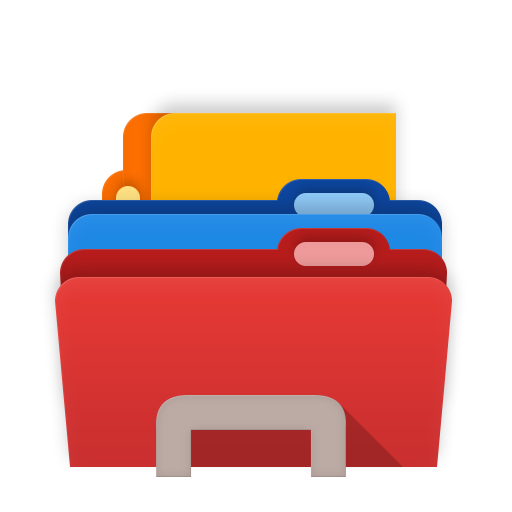 Folders, Explorer Icon Free Of Material Icon