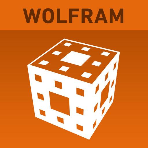 Wolfram Fractals Reference App