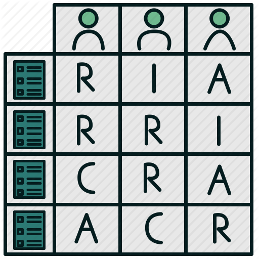 Actor, Matrix, Position, Raci, Response, Role, User Icon